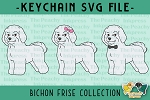 Bichon Frise Collection SVG