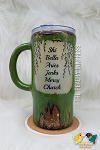 CUSTOM 16oz Travel Mug