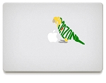Amazon Parrot Vinyl Decals