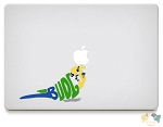 Budgie Vinyl Decals