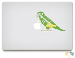 Canary Winged Parakeet Vinyl Decals