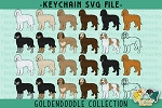 Goldendoodle Collection SVG