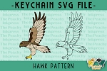 Hawk Pattern SVG