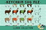 Llama Collection SVG