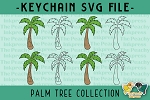 Palm Tree Collection SVG