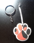 Cat or Dog Acrylic Keychain/Ornament