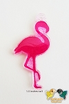 MINI Flamingo Acrylic Keychain