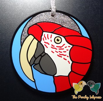 Acrylic Pet Ornament - Custom Made!